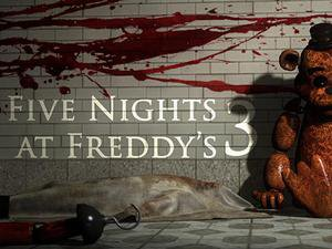 Игра Five Nights at Freddy's 3 (ФНаФ 3)