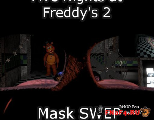 Five nights at Freddy's маска