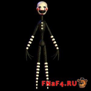 The Puppet Five Nights at Freddy's 2
