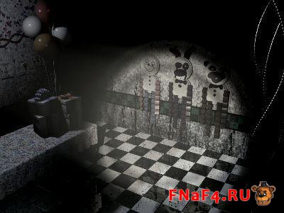 Five Nights at Freddy's 2 фонарик