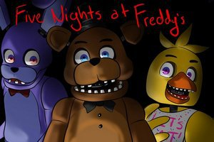 Five Nights at Freddys на Андроид
