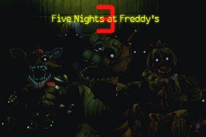 Five Nights at Freddys 3 на Андроид