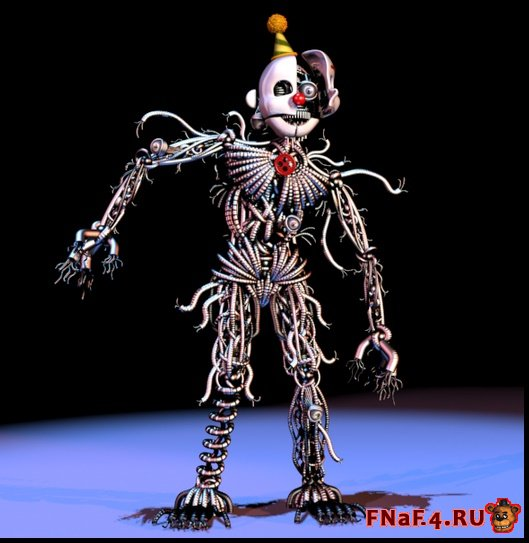 FNaF Sister Location - Ennard