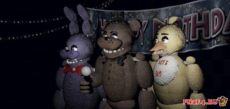 The Return to Freddy's 2