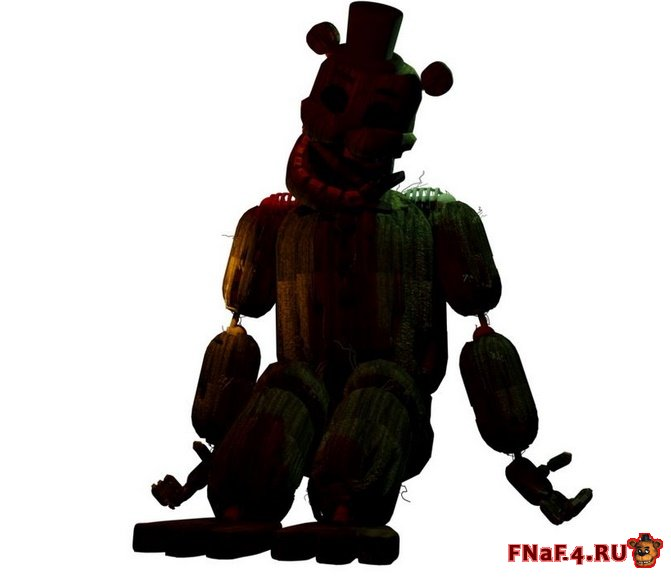 The Return to Freddy`s 4