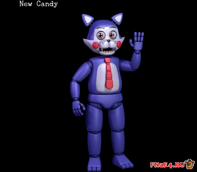 Five Nights at Candy's 2 на Андроид