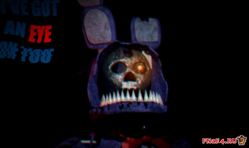 Игра Insanity Five Nights At Freddy