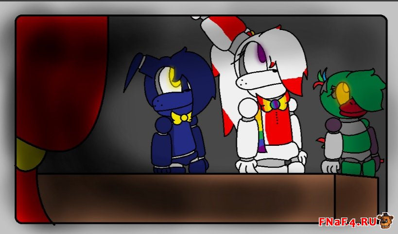 Five Nights At Fluffers