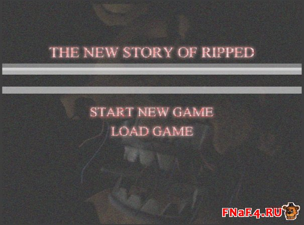 The New Story of Ripped