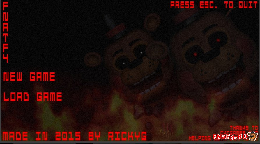 Five Nights at Toy Freddy's