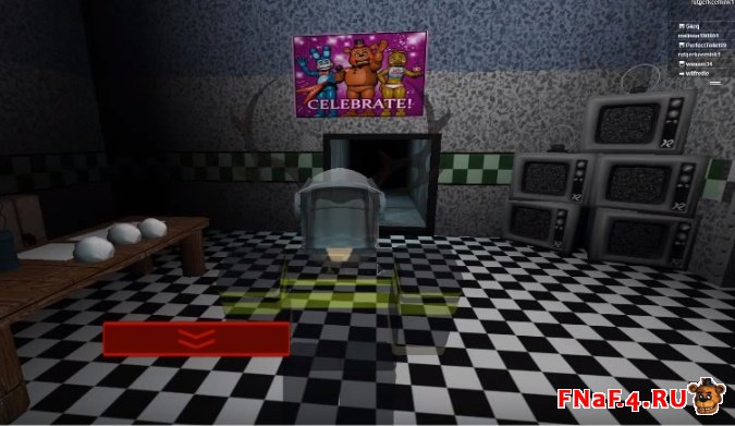 Скачать Fnaf 2 Multiplayer