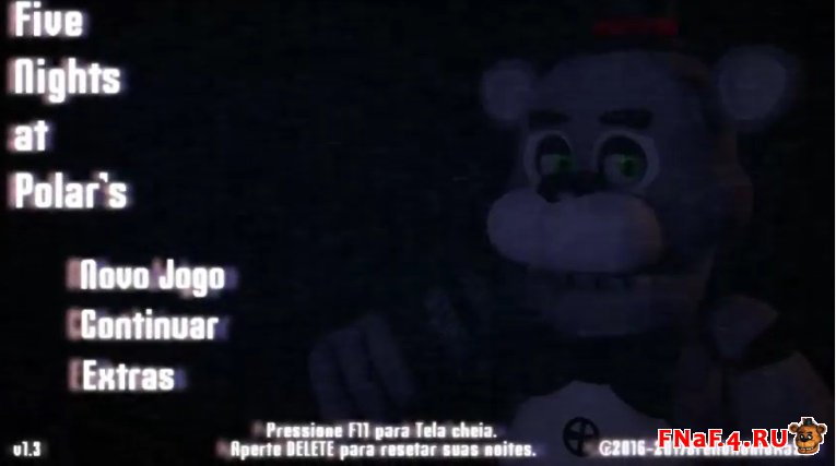 Five Nights at Polar's
