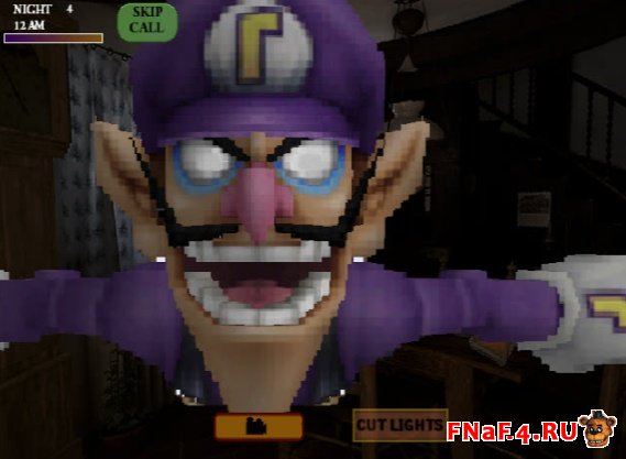 Five Nights at Wario's 3