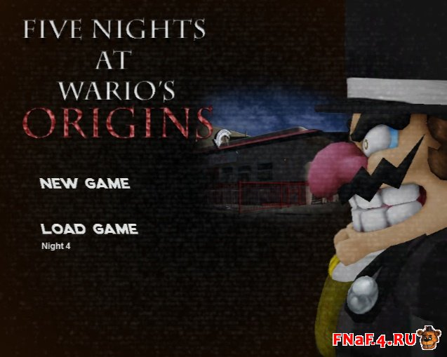 Five Nights at Wario's: Origins