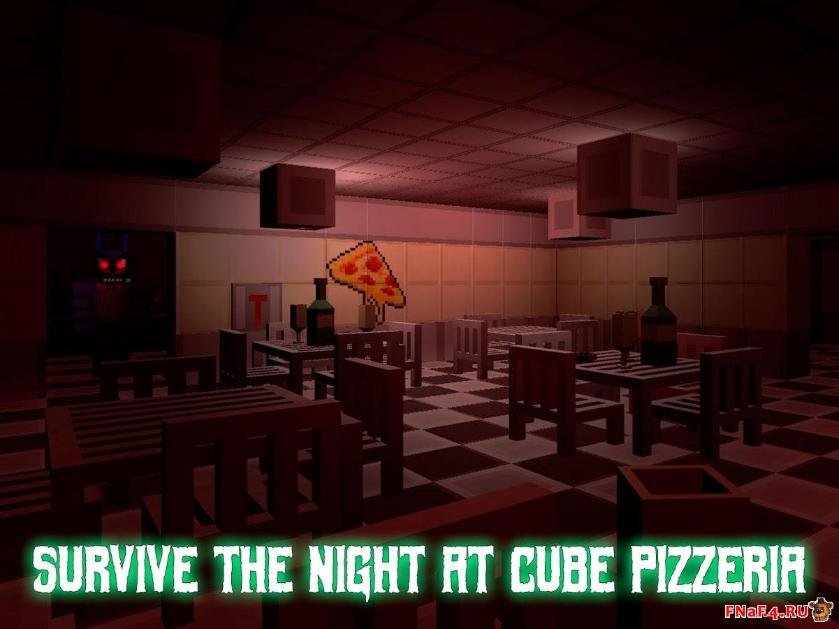 Nights at Cube Pizzeria 3D – 2