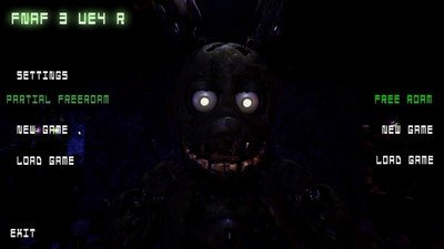 Игра Nights at Fazbear's Fright