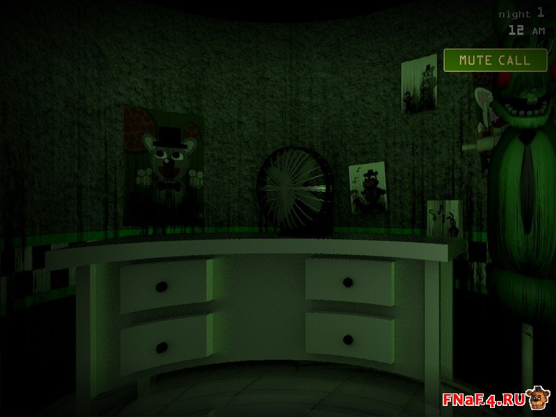 Игра Five Nights at Mike's 3