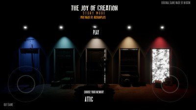 The Joy of Creation: Story Mode на Андроид
