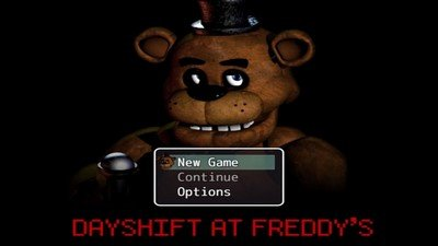 Dayshift at Freddy's 1