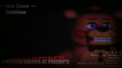 Another Nights at Freddy's: Remastered