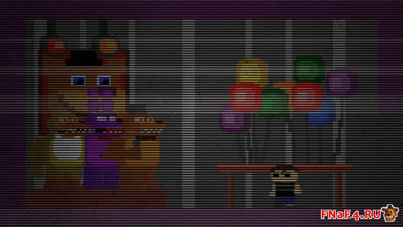 Пародия на ФНаФ - Another Nights at Freddy's: Remastered