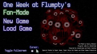 One Week at Flumpty's