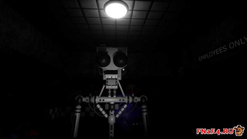 Creepy Nights at Freddy's