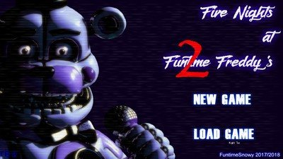 Five Nights At Funtime Freddy's 2