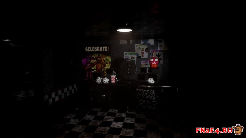 Five Nights at Freddy's Remake
