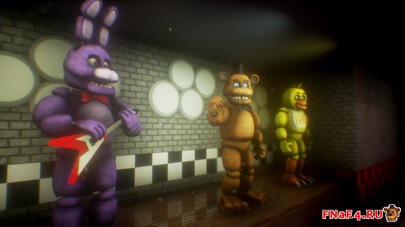 Explore A Day At Freddy's