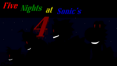 Five Nights at Sonic's 4