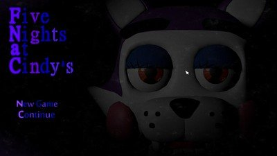 Five Nights at Cindy's (Chapter 1)