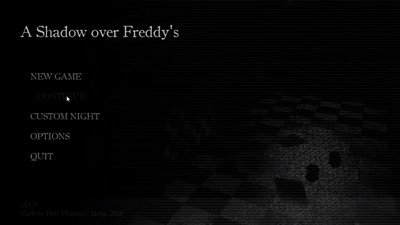 A Shadow Over Freddy's