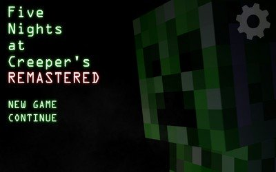 Five Nights at Creeper's Remastered