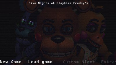 Five Nights at Playtime Freddy's