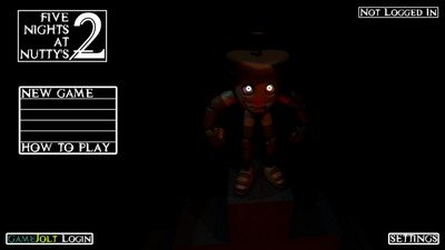 Five Nights at Nutty's 2