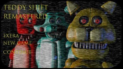 TEDDY SHIFT Remastered