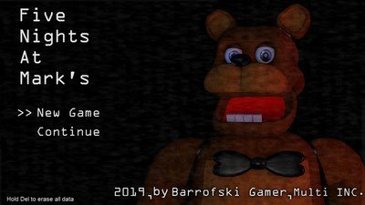 Five Nights at Mark's