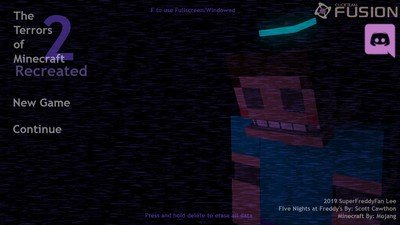 The Terrors Of Minecraft 2
